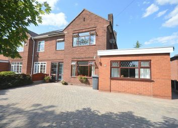 Thumbnail 4 bed semi-detached house for sale in Upton Bridle Path, Widnes