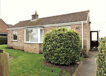 Thumbnail 2 bedroom detached bungalow to rent in Haycroft Lane, Holbeach, Spalding