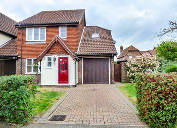 4 bed link-detached house for sale in Landale Gardens, Dartford, Kent DA1