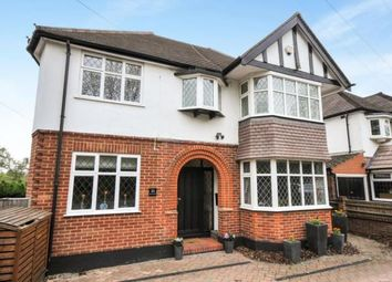 Thumbnail 4 bed detached house for sale in Warren Road, Orpington