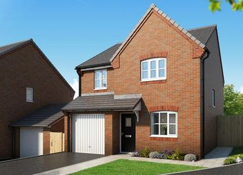 "Thumbnail 4 bed property for sale in ""The Orchid At Mill Farm, Tibshelf"" at Mansfield Road, Tibshelf, Alfreton"