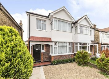 Thumbnail 4 bed semi-detached house for sale in Neville Road, Norbiton, Kingston Upon Thames