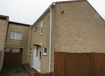 Thumbnail 3 bed end terrace house for sale in Stamford Walk, Corby
