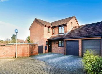 Thumbnail 4 bed detached house for sale in Challacombe, Furzton, Milton Keynes