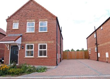 Thumbnail 3 bed detached house for sale in Ferryman Close, Wawne, Hull
