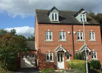Thumbnail 3 bedroom semi-detached house for sale in Belvoir Vale Grove, Bingham, Nottingham, Nottinghamshire