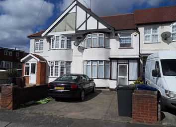 Thumbnail 3 bed terraced house for sale in Selby Gardens, Southall