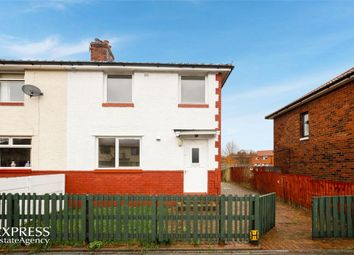 Thumbnail 3 bed end terrace house for sale in Borland Avenue, Carlisle, Cumbria