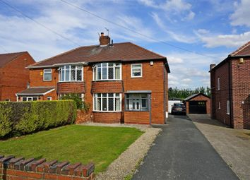 Thumbnail 3 bed semi-detached house for sale in Poplar Avenue, Castleford