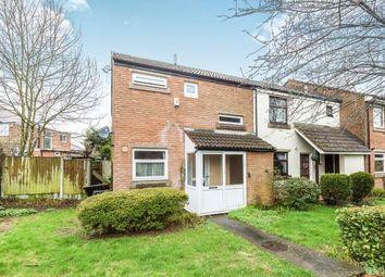 Thumbnail 2 bed end terrace house for sale in Alderfield, Penwortham, Preston, Lancashire