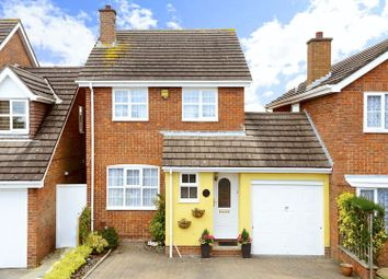 Thumbnail 3 bed link-detached house for sale in Marshwood Avenue, Canford Heath, Poole