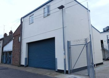 Thumbnail Warehouse to let in Exmouth Road, Great Yarmouth