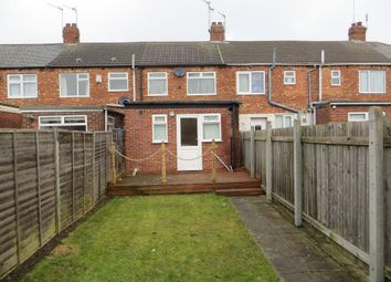 Thumbnail 3 bedroom terraced house for sale in Bristol Road, Hull