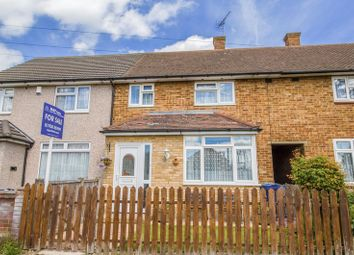 Thumbnail 3 bedroom terraced house for sale in Foyle Drive, South Ockendon, Essex