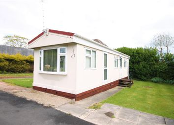 Thumbnail 1 bedroom mobile/park home for sale in Main Avenue Shaws Trailer Park, Knaresborough Road, Harrogate