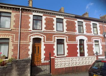 Thumbnail 3 bedroom terraced house for sale in Tydraw Street, Port Talbot, Neath Port Talbot.