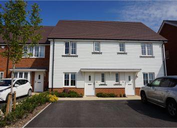 Thumbnail 3 bed terraced house for sale in Lakeland Avenue, Bognor Regis