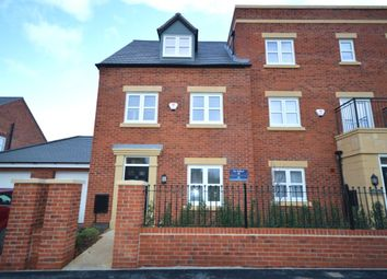 Thumbnail 3 bed terraced house for sale in William Nadin Way, Swadlincote