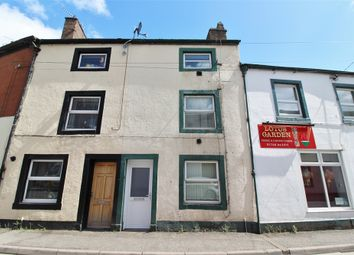 Thumbnail 3 bed terraced house for sale in Crown Square, Penrith, Cumbria