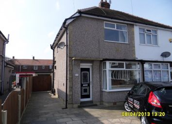 Thumbnail 2 bed semi-detached house to rent in Normandie Avenue, Blackpool