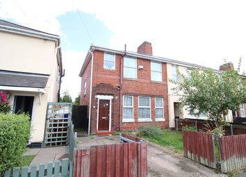 Thumbnail 3 bed end terrace house for sale in Castlecroft Road, Bilston