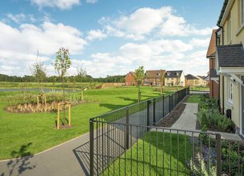 "Thumbnail 4 bed detached house for sale in ""The Chichester Oatfield - Plot 86"" at Sheerwater Way, Chichester"