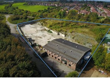 Thumbnail Light industrial for sale in Former Glass Recycling Premises, Lane End, Urban Road