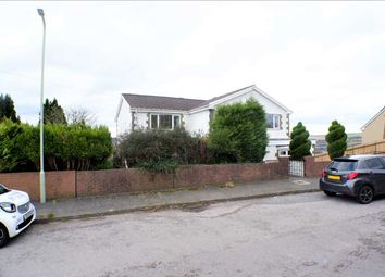 Thumbnail 5 bed detached house for sale in Highlands, Tonyrefail, Porth