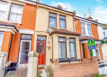 Thumbnail 3 bed terraced house for sale in James Street, Rochester