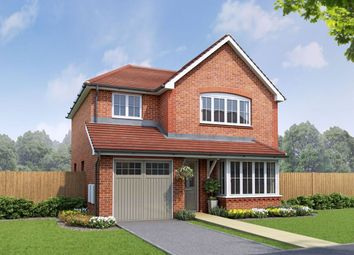 Thumbnail 3 bedroom detached house for sale in The Porthmadog, Plot 42, Earle Street, Newton-Le-Willows, Merseyside