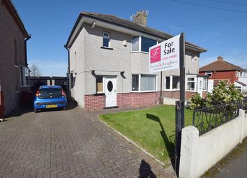 Thumbnail 3 bed semi-detached house for sale in Thirlmere Road, Burnley