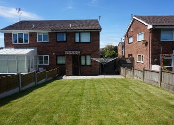 Thumbnail 1 bed semi-detached house for sale in Rampit Close, St. Helens