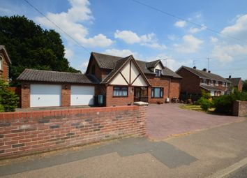 Thumbnail 4 bed detached house for sale in The Street, Bramford, Ipswich