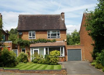 Thumbnail 3 bed detached house for sale in Hazelbank, Kings Norton, Birmingham