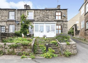 Thumbnail Terraced house for sale in Rockside Steps, Matlock