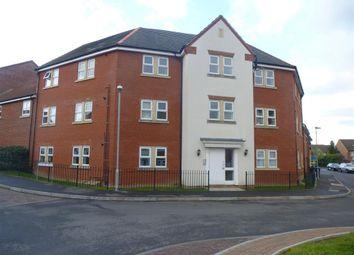 Thumbnail 2 bedroom flat to rent in Cusance Way, Hilperton, Trowbridge