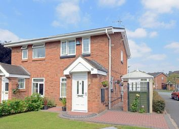 Thumbnail 2 bedroom semi-detached house for sale in Holmer Lane, Stirchley, Telford, Shropshire
