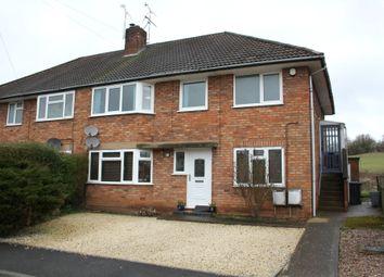 Thumbnail 2 bed maisonette to rent in Grange Road, Bearley, Stratford-Upon-Avon