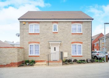 Thumbnail 3 bed semi-detached house for sale in The Farm, Ridgeway Farm, Swindon