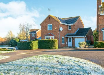 Thumbnail Detached house for sale in Varrier Jones Drive, Papworth Everard, Cambridge