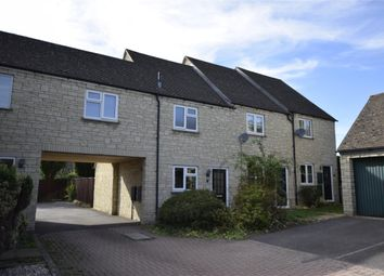 Thumbnail 2 bed terraced house to rent in Bibury Close, Witney, Oxfordshire