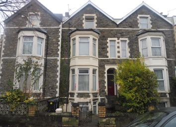 Thumbnail 1 bed flat for sale in Stacey Road, Roath, Cardiff