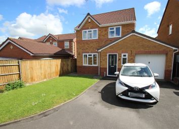 Thumbnail 3 bed detached house for sale in Middlefield Drive, Morrisons Estate, Binley, Coventry