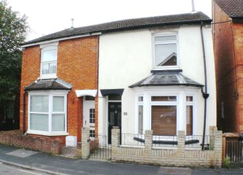 Thumbnail 3 bed semi-detached house to rent in Balmoral Road, Andover