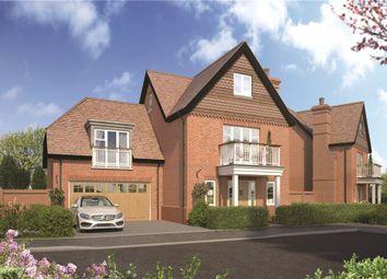 Thumbnail 4 bedroom detached house for sale in Eldridge Park, Bell Foundry Lane, Wokingham