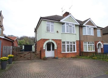 Thumbnail 3 bedroom semi-detached house for sale in Deben Avenue, Martlesham Heath, Ipswich