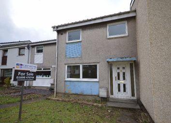 Thumbnail 3 bed terraced house for sale in Loch Goil, East Kilbride, South Lanarkshire