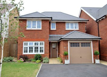 Thumbnail 4 bed detached house for sale in Tamar Valley Close, Newport