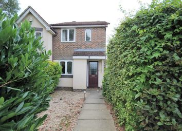 Thumbnail 2 bed end terrace house to rent in Cotterell Gardens, Twyford, Reading