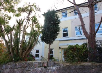 3 bed town house for sale in Vansittart Road, Torquay TQ2